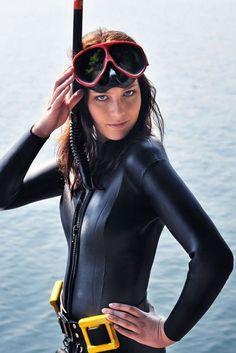 scuba style